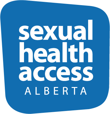 Sexual Health Access Alberta Logo
