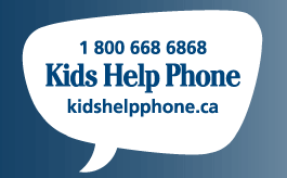 Kids Help Phone Logo