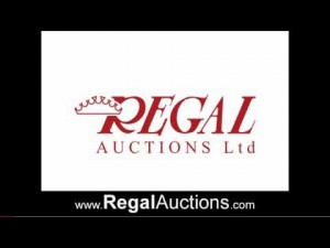 Regal Auctions Logo