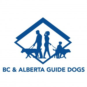 BCAlberta Guide Dogs Logo