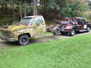 Island Junk Truck