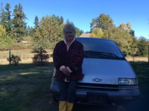 Sandys Van