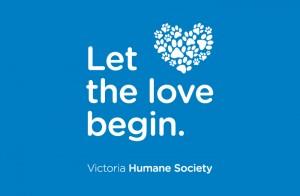 Victoria Humane Society Logo