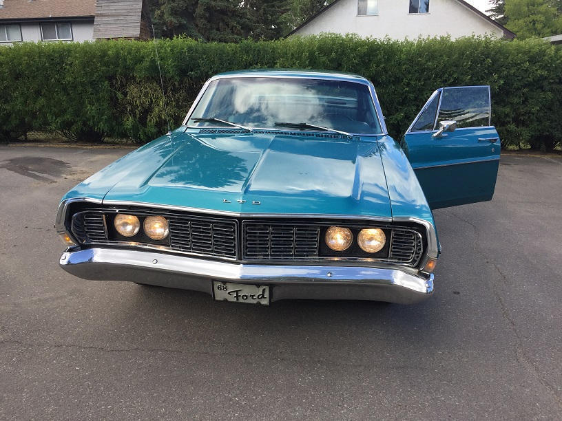 1968 Ford LTD to Benefit Community Health - Donate A Car